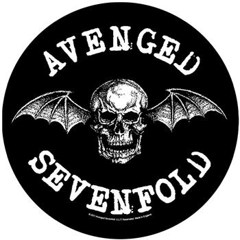 Buy Death Bat Backpatch by Avenged Sevenfold
