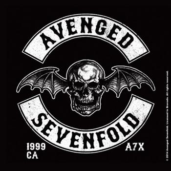 Avenged Sevenfold Death Bat Crest