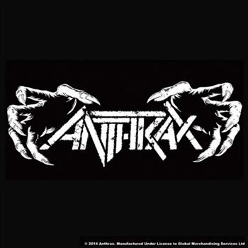 Buy Death Hands Coaster by Anthrax