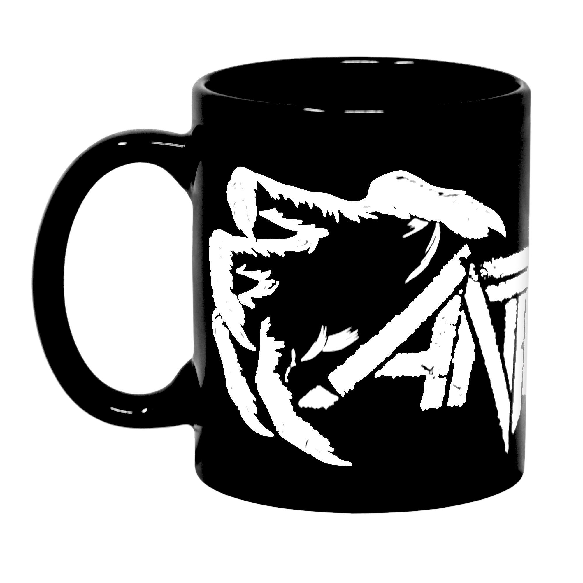 Death Hands Mug