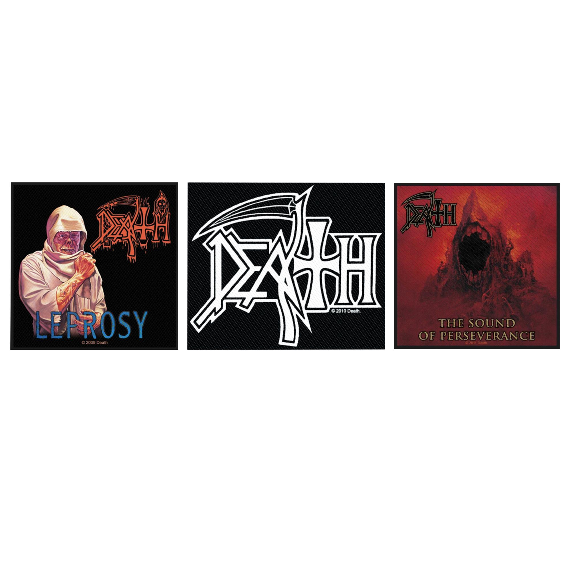 Death Patch Pack