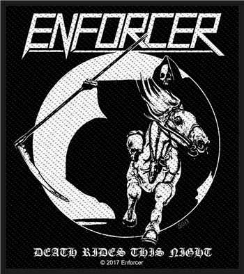 Enforcer Death Rides This Night Patch