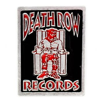 Generic Death Row Records Buckle