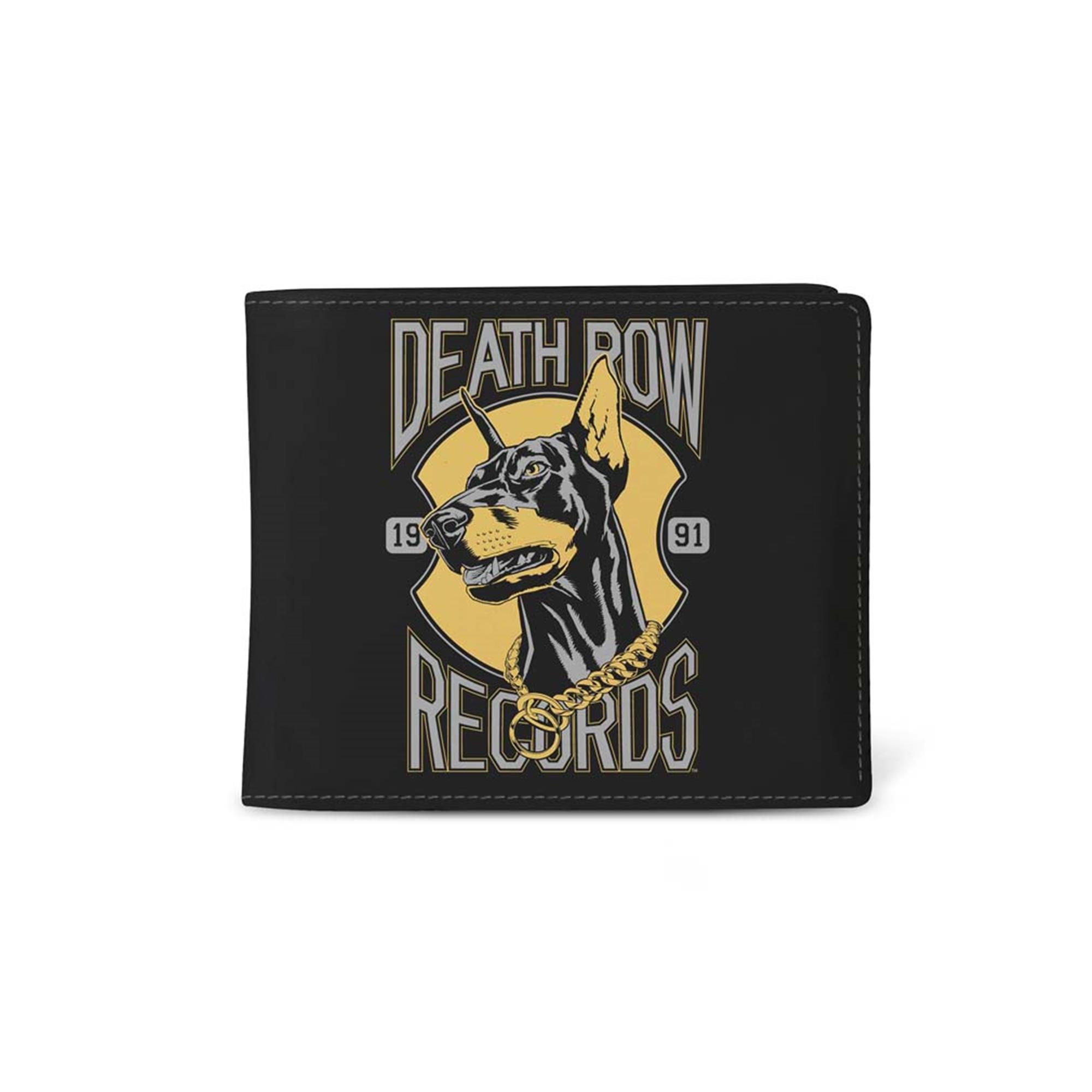 Death Row Records Doberman Wallet