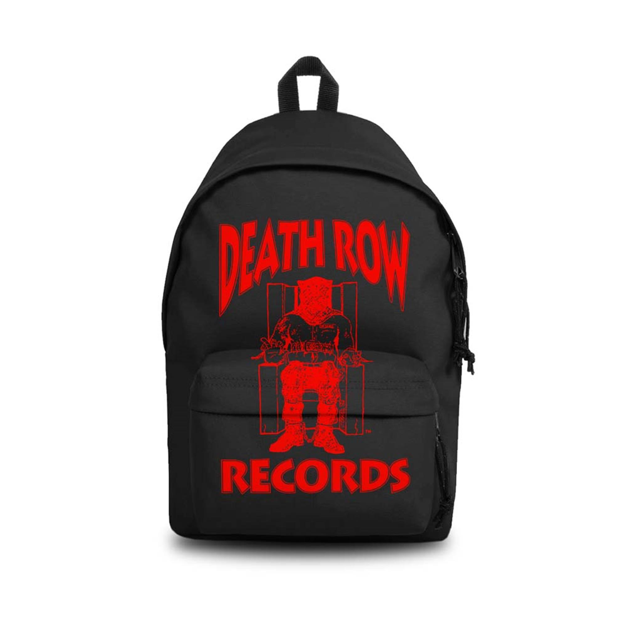 Death Row Records Logo Daypack