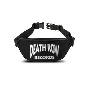 Death Row Records Death Row Records Logo Fanny pack