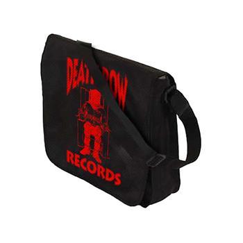 Death Row Records Death Row Records Logo Flap Top Record Bag