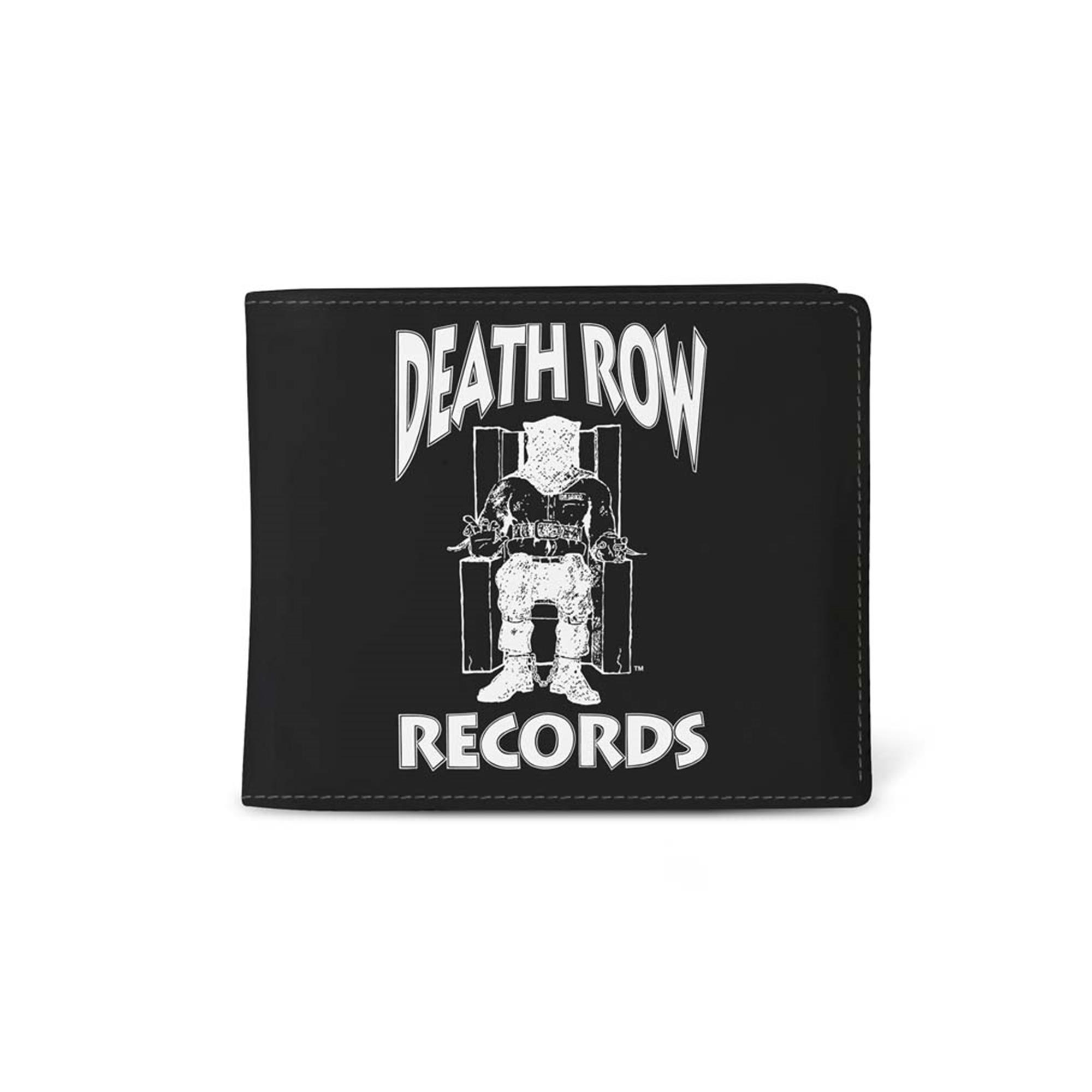 Death Row Records Logo Wallet