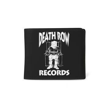 Death Row Records Death Row Records Logo Wallet
