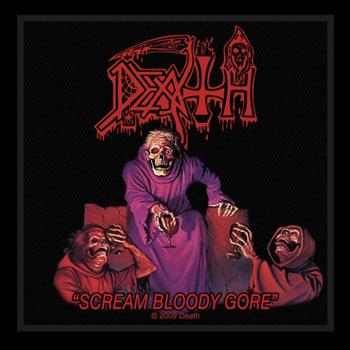Death Scream Bloody Gore