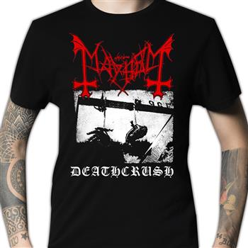 Buy Deathcrush (Import) T-Shirt by Mayhem