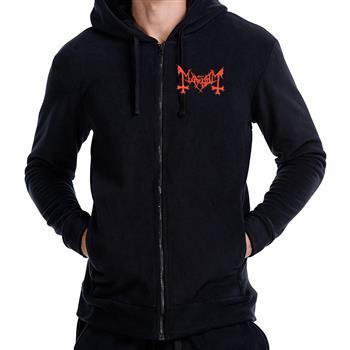Mayhem Deathcrush Zip Hoodie