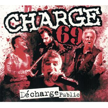 Buy Décharge Public CD by Charge  69