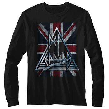 Buy Def Leppard Jacked Up Long Sleeve T-Shirt by DEF LEPPARD
