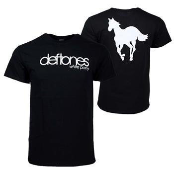 Buy Deftones White Pony T-Shirt by Deftones