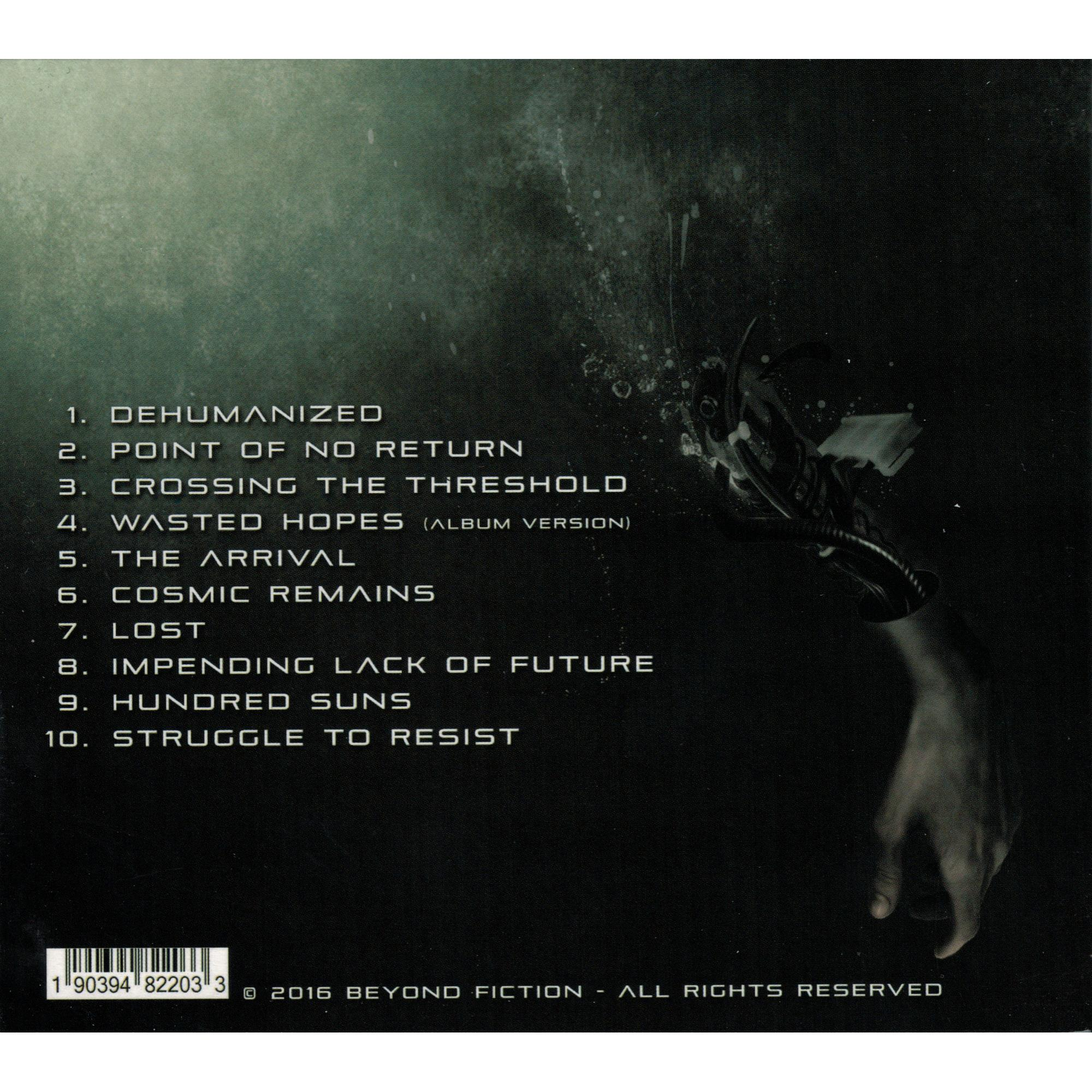 Dehumanized CD