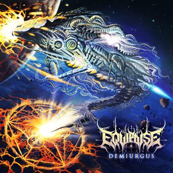 Buy Demiurgus CD by Equipoise