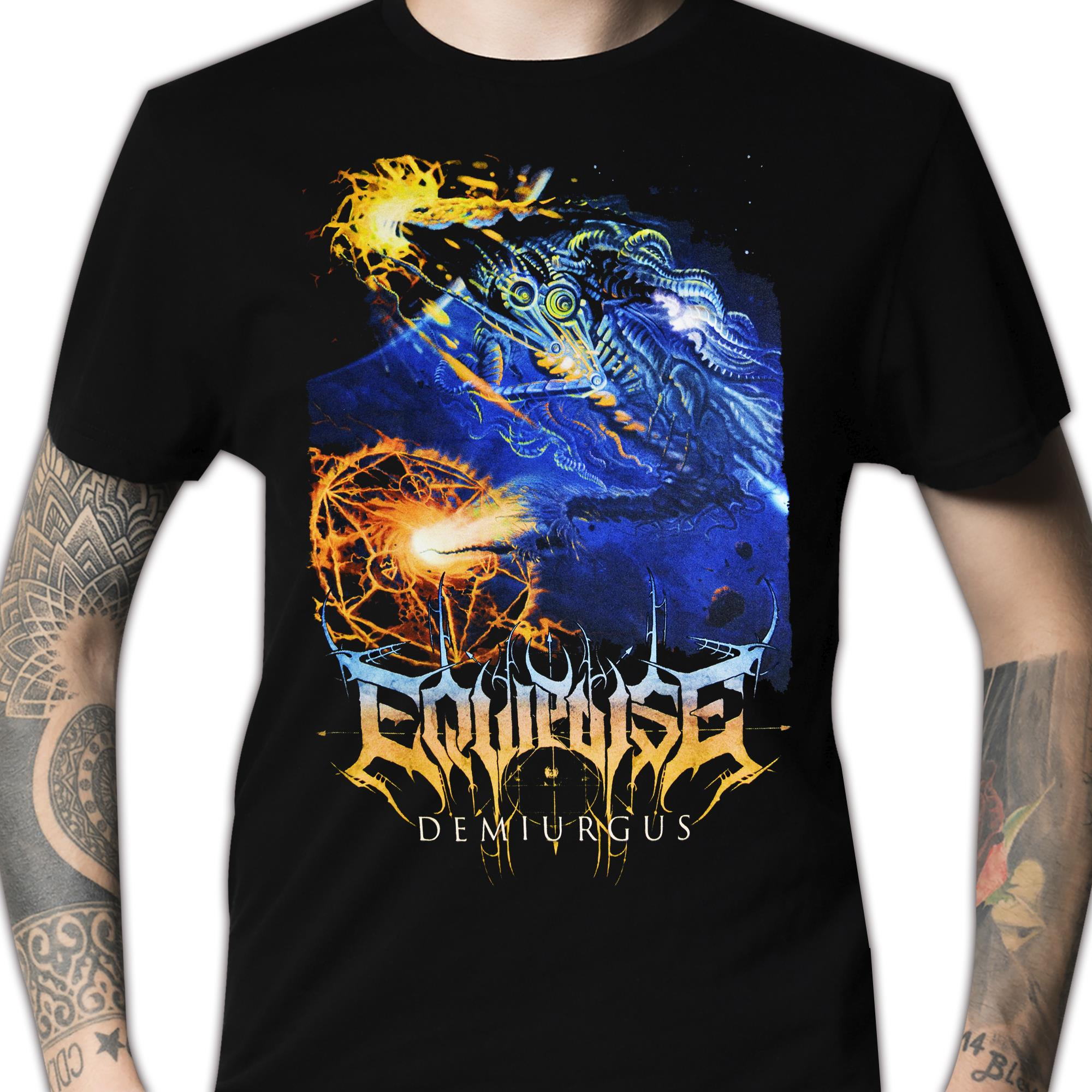 Demiurgus Cover T-Shirt