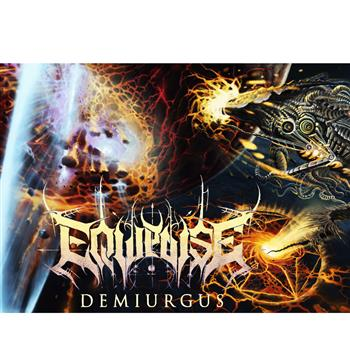 Buy Demiurgus Poster by Equipoise