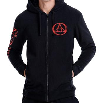 The Agonist Demon Back Zip Hoodie
