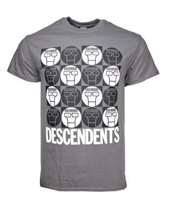 Descendents Descendents Milo Circle Pattern T-Shirt