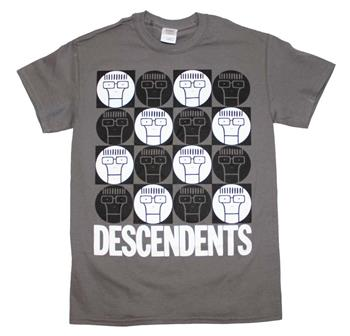 Buy Descendents Milo Circle Pattern T-Shirt by Descendents