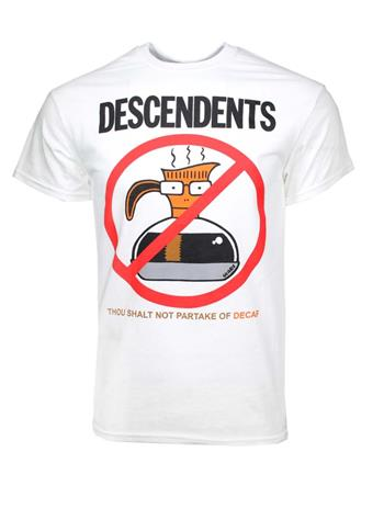Buy Descendents Thou Shall Not T-Shirt by Descendents
