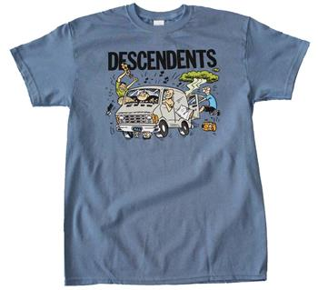 Buy Descendents Van T-Shirt by Descendents