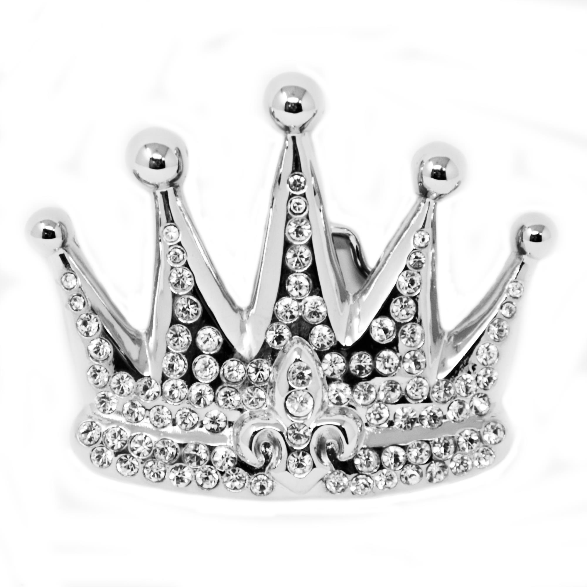 Diamond Crown Buckle