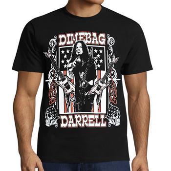 Pantera Dimebag Guitars/Flag