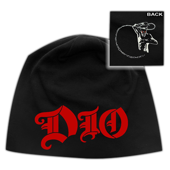 Buy Logo/Murray (Discharge) Beanie by Dio