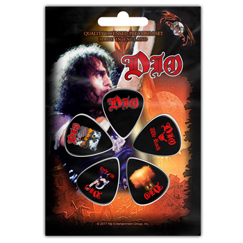 Buy We Rock Guitar Pick Set by Dio