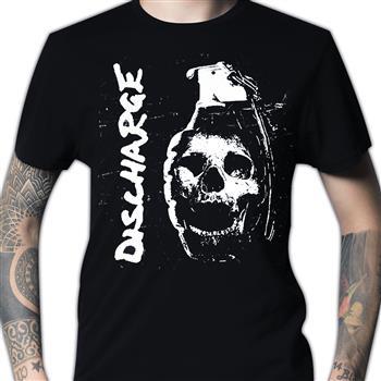 Buy Skull Grenade (Import) by Discharge