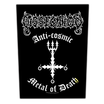 Buy Anti Cosmic Metal Of Death by Dissection