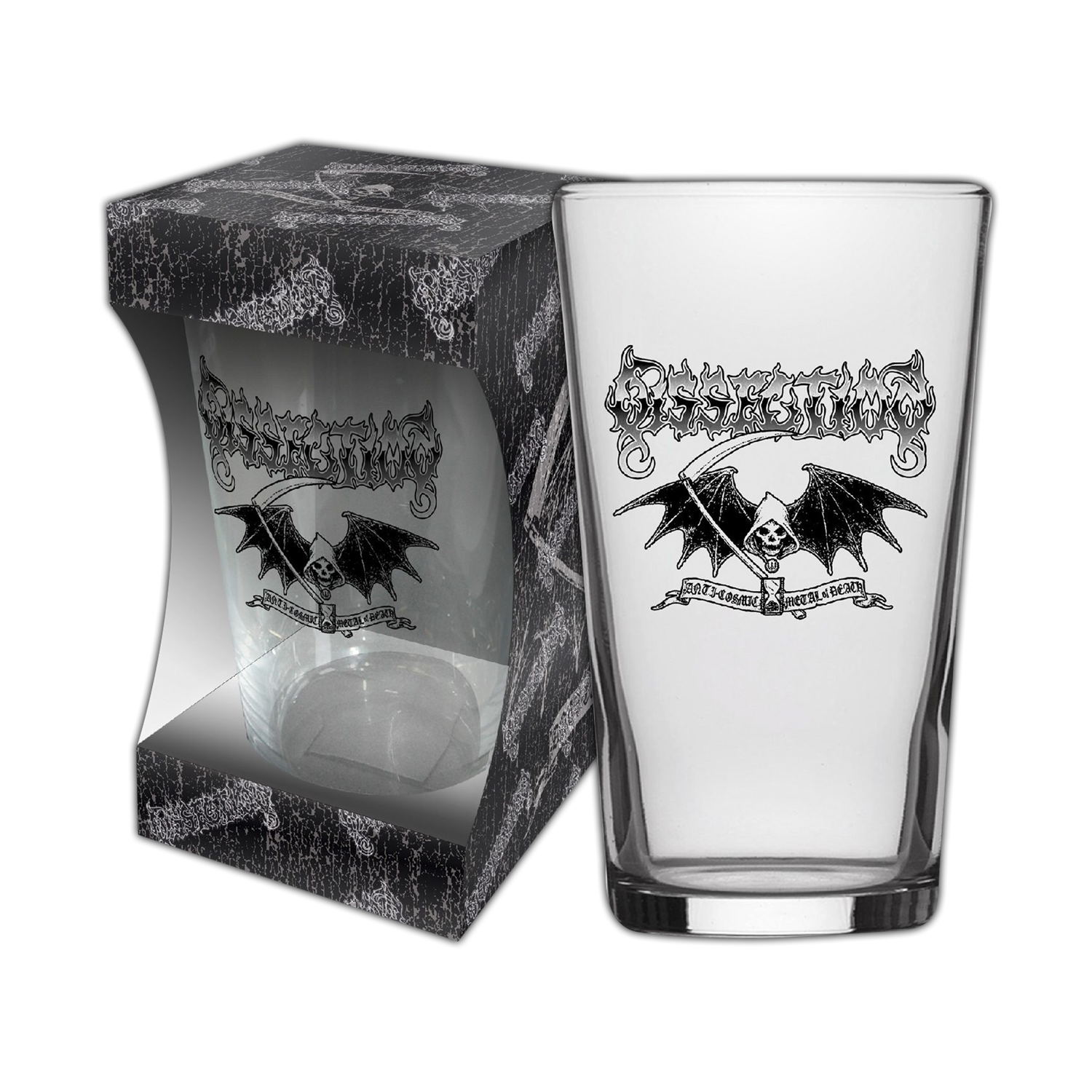 Reaper Beer Glass