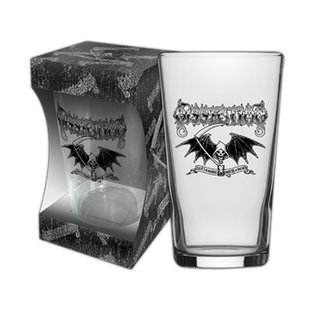 Dissection Reaper Beer Glass