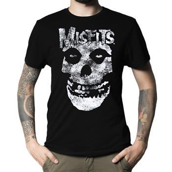 Misfits Distressed Classic Skull