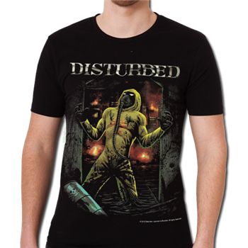 Buy Toxic T-Shirt by Disturbed