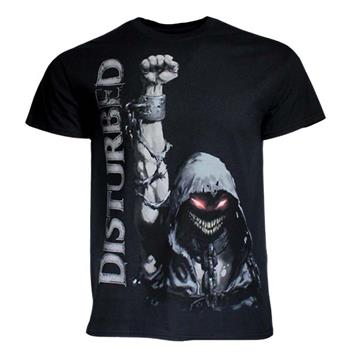 Buy Disturbed Up Yer Fist T-Shirt by Disturbed