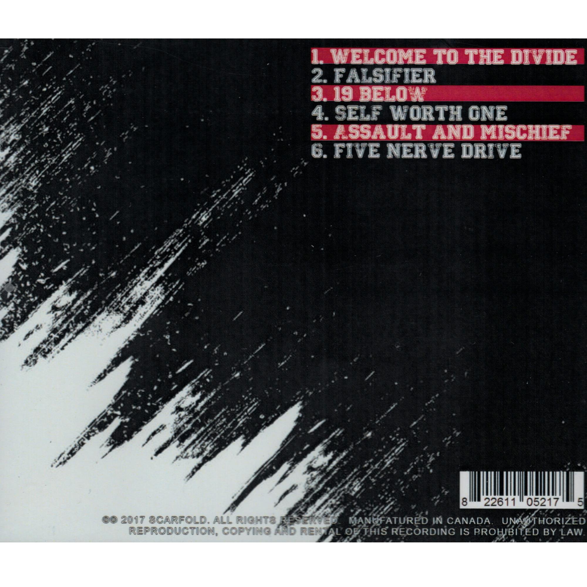 Divide/Decline CD
