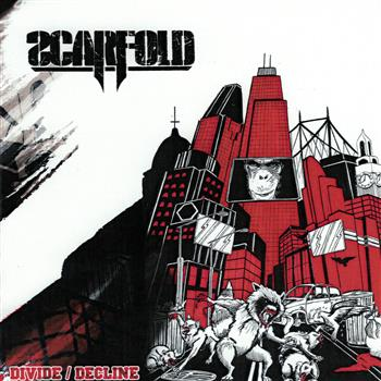 Buy Divide/Decline CD by Scarfold