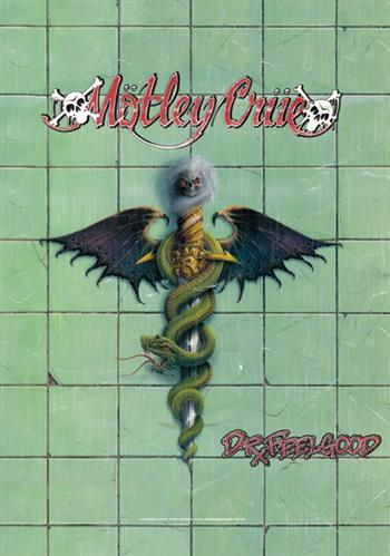 Motley Crue Dr. Feelgood