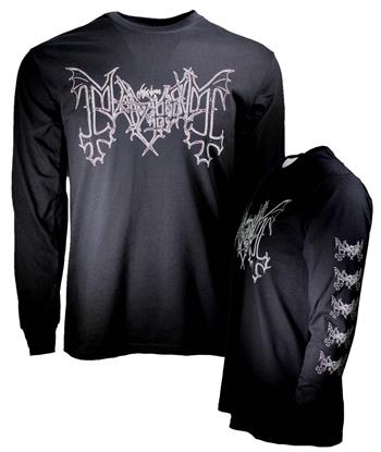 Dropkick Murphys Mayhem Logo Long Sleeve T-Shirt