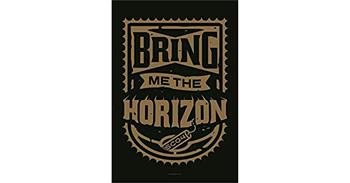 Buy Dynamite Shield Flag by Bring Me The Horizon