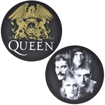 Queen Eagles Crest / Faces