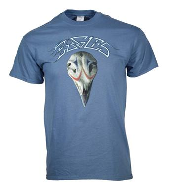 Eagles Eagles Greatest Hits Distressed Logo T-Shirt