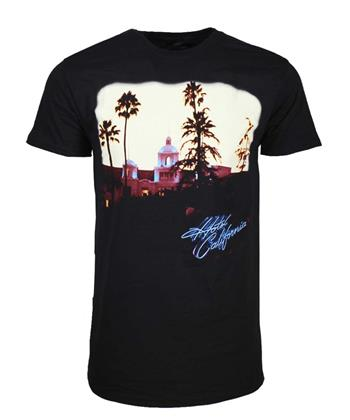 Buy Eagles Hotel California T-Shirt by Eagles