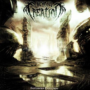 Beyond Creation Earthborn Evolution CD