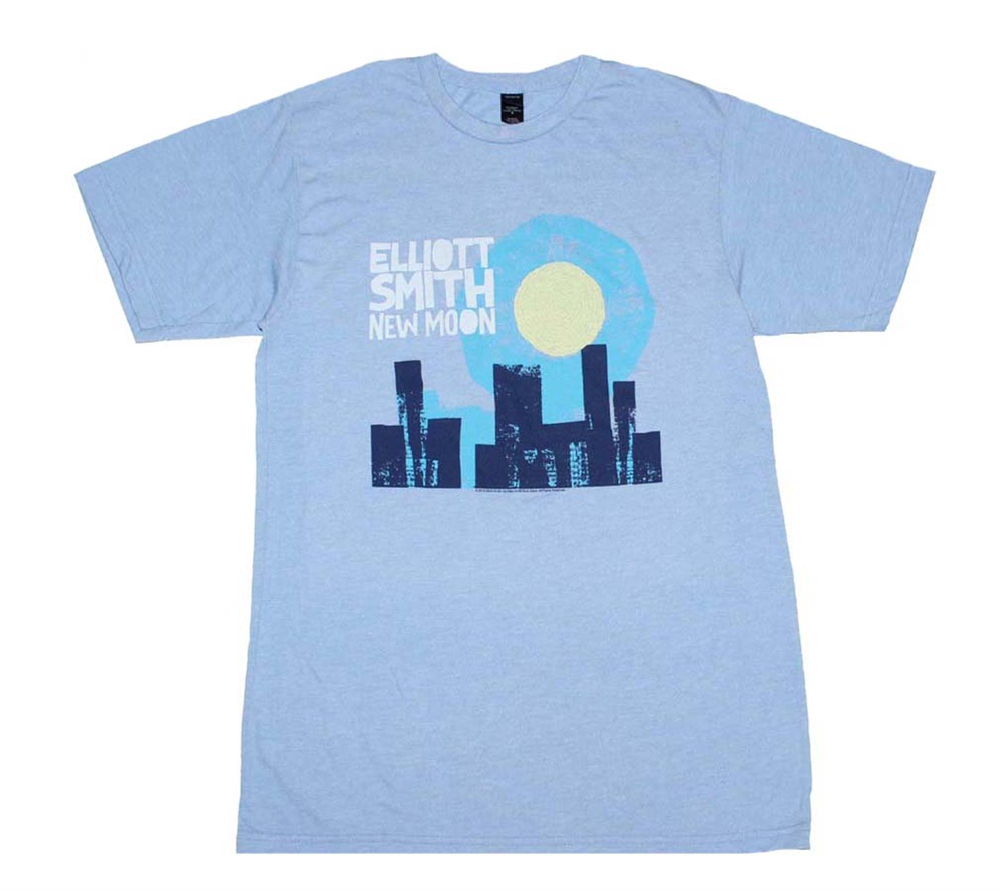 Elliott Smith New Moon T-Shirt
