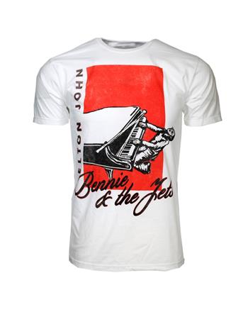 Elton John Elton John Bennie & The Jets T-Shirt